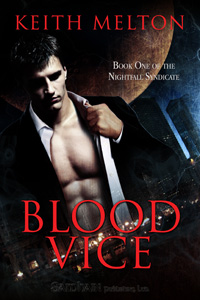 Blood Vice Cover